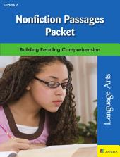 Nonfiction Passages Packet: Building Reading Comprehension