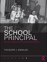 The School Principal PDF