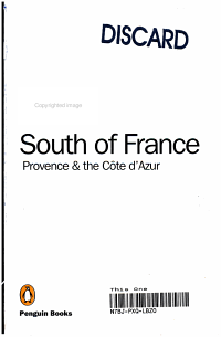 Time Out South of France PDF