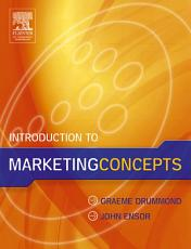 Introduction to Marketing Concepts PDF