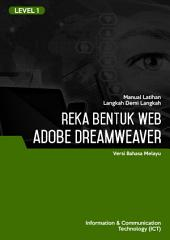 ADOBE DREAMWEAVER CS6 LEVEL 1 (MALAY)