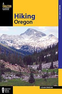 Hiking Oregon Book