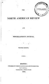 The North American Review: Volume 8