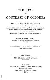 The laws of contrast of colour, tr. by J. Spanton