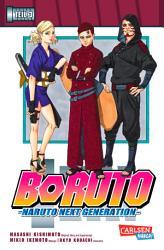 Boruto   Band 1  Teil 3 von 4 PDF