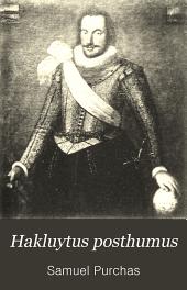 Hakluytus posthumus: Volume 19
