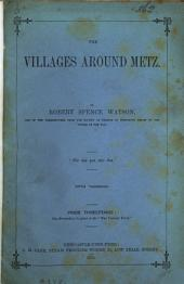 The villages around Metz
