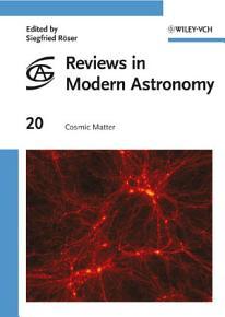 Cosmic Matter PDF