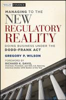 Managing to the New Regulatory Reality PDF