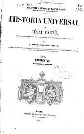 Historia universal: Biografías e índices. Documentos, Volumen 10