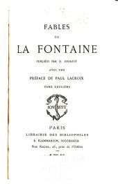 Fables de La Fontaine: Volume 2