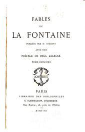 Fables de La Fontaine: Volume2