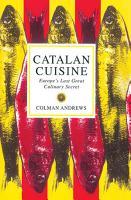 Catalan Cuisine PDF