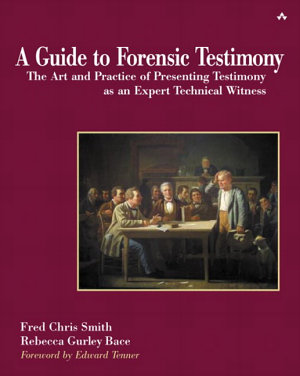 A Guide to Forensic Testimony PDF