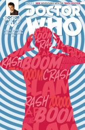 Doctor Who: The Tenth Doctor #10: Echo