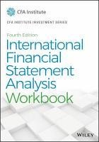 International Financial Statement Analysis Workbook PDF