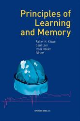 Principles Of Learning And Memory Book PDF