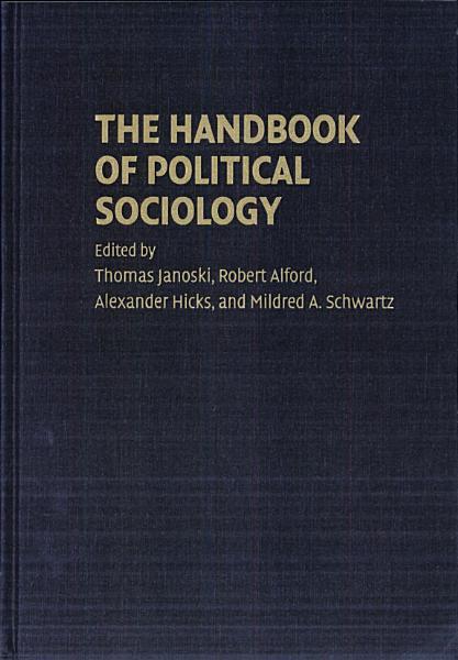 The Handbook of Political Sociology