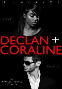Declan   Coraline Book