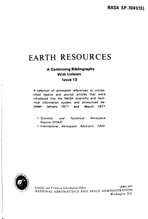 Earth Resources PDF