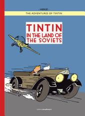 Tintin in the Land of the Soviets: Coloured version