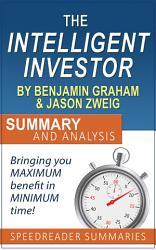 The Intelligent Investor By Benjamin Graham And Jason Zweig  Book PDF