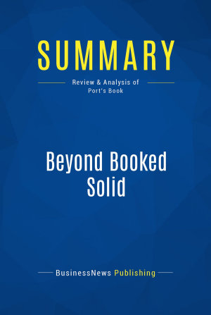 Summary  Beyond Booked Solid PDF