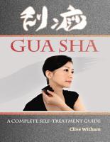 Gua Sha  A Complete Self treatment Guide PDF