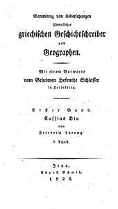 Geschichte der Römer: Band 1
