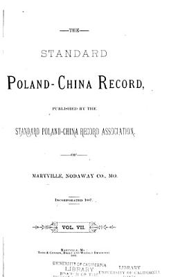 The Standard Poland China Record PDF