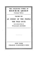 An Enemy of the People: The Wild Duck