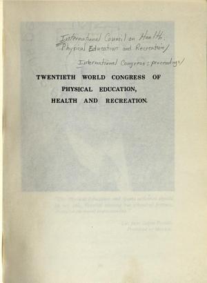 International Congress  proceedings   PDF