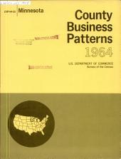County Business Patterns, Minnesota: Volume 3