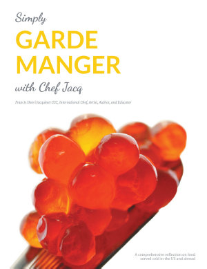 Simply Garde Manger with Chef Jacq
