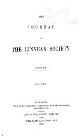 Journal: Botany, Volume 30