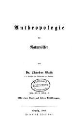 Anthropologie der Naturvölker: Die Negervölker und ihre Verwandten : ethnographisch und culturhistorisch dargestellt, Band 1
