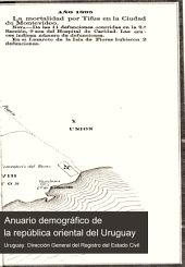 Anuario demográfico de la república oriental del Uruguay