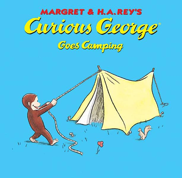 Download Curious George Goes Camping Book