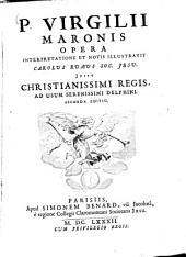 P. Vergilii Maronis opera
