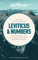 Leviticus   Numbers PDF