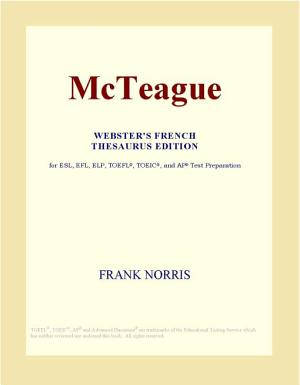 McTeague  Webster s French Thesaurus Edition  PDF
