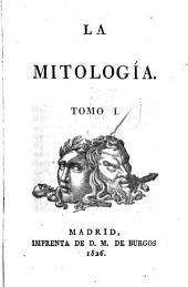 La mitología: Volumen 1