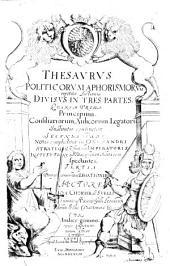 Thesaurus politicorum Aphorismorum