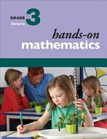 Hands On Mathematics  Grade 3 PDF