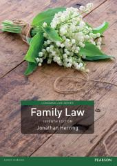 Family Law: Edition 7