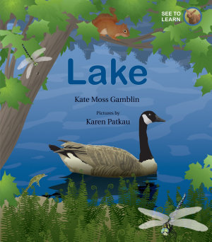 Lake  A See to Learn Book