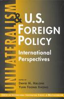 Unilateralism and U S  Foreign Policy PDF
