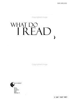 What Do I Read Next  00 V2 PDF