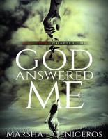 God Answered Me Chapter One PDF