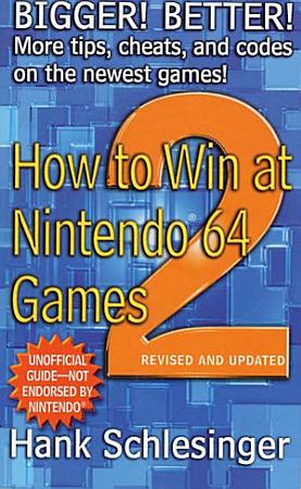 How to Win at Nintendo 64 Games 2 PDF